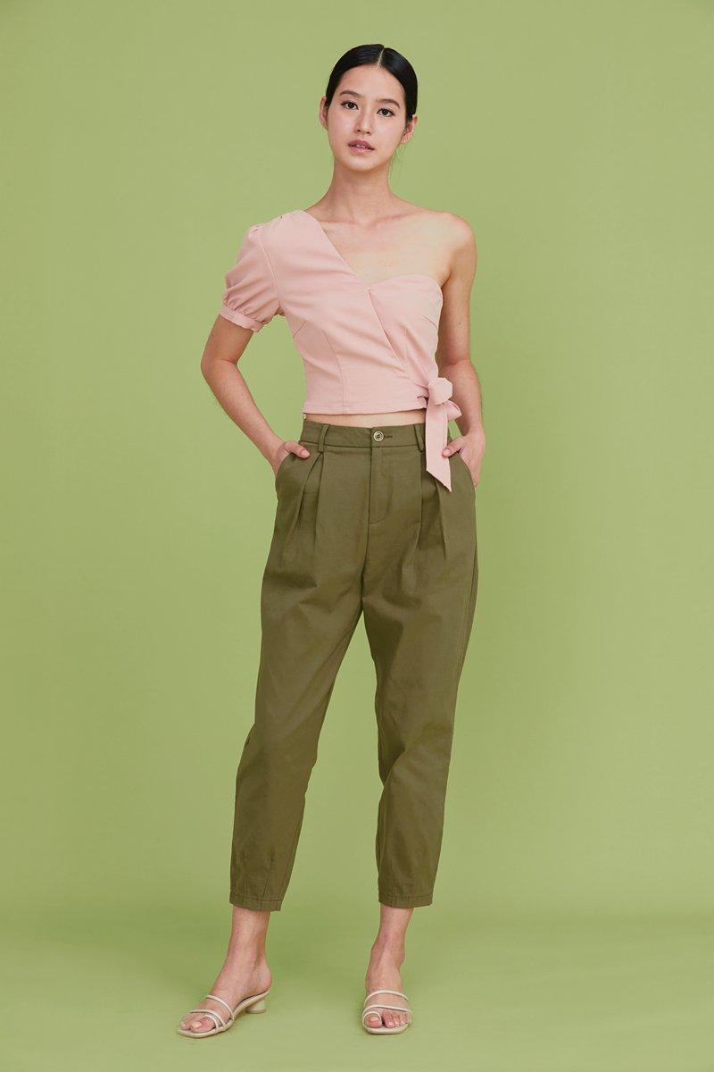 Paloma Toga Top Blush