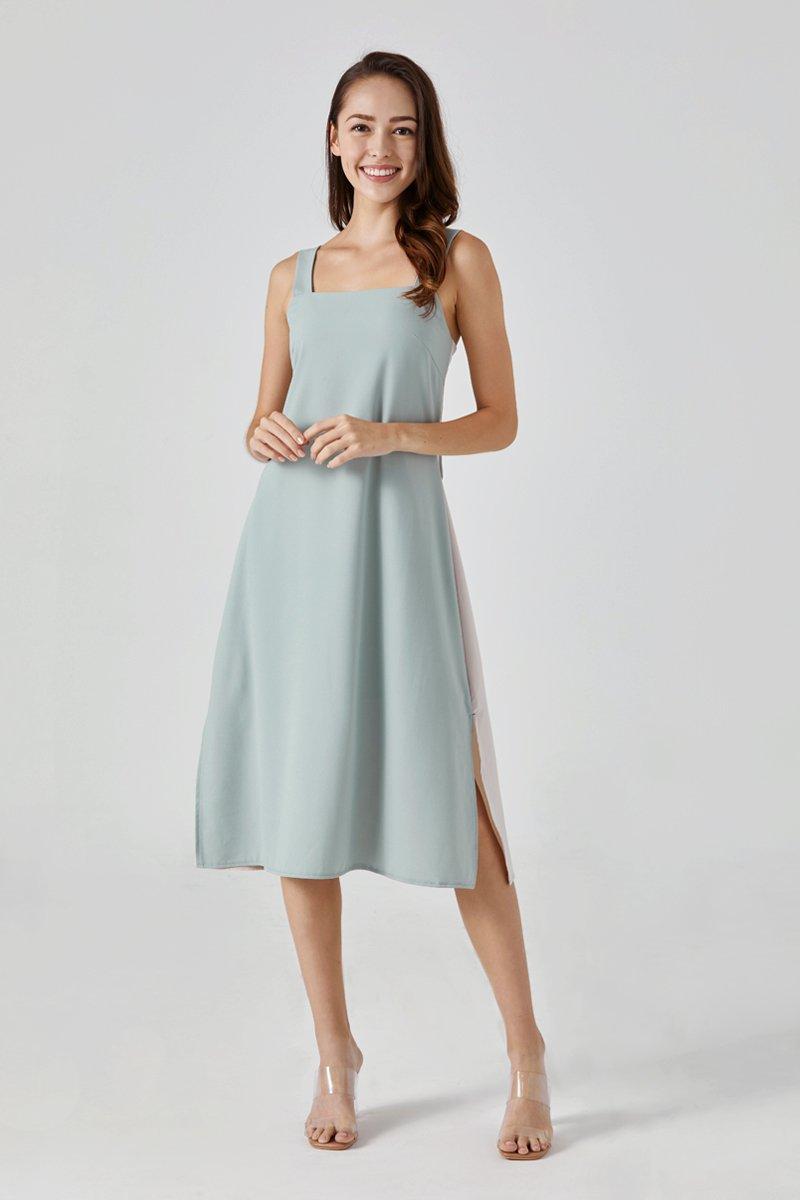 Alissa Camisole Dress Sage