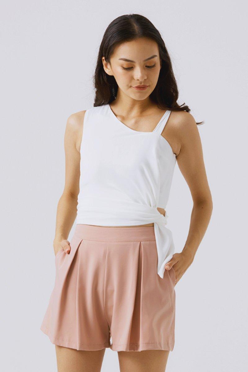Shinta Relaxed Shorts Blush