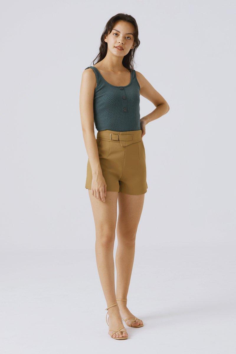 Arya Shorts Khaki