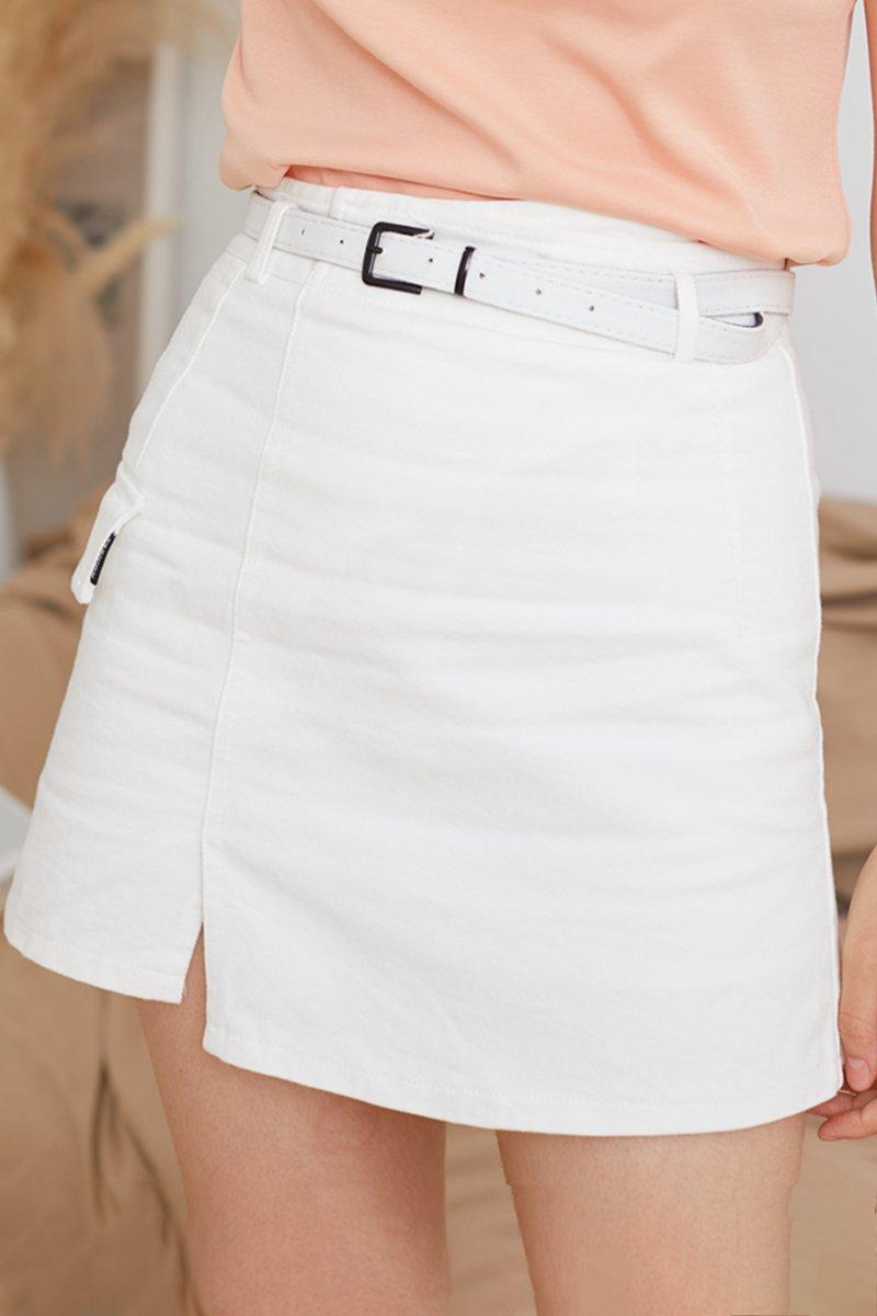 Kesolle Skirt Ivory