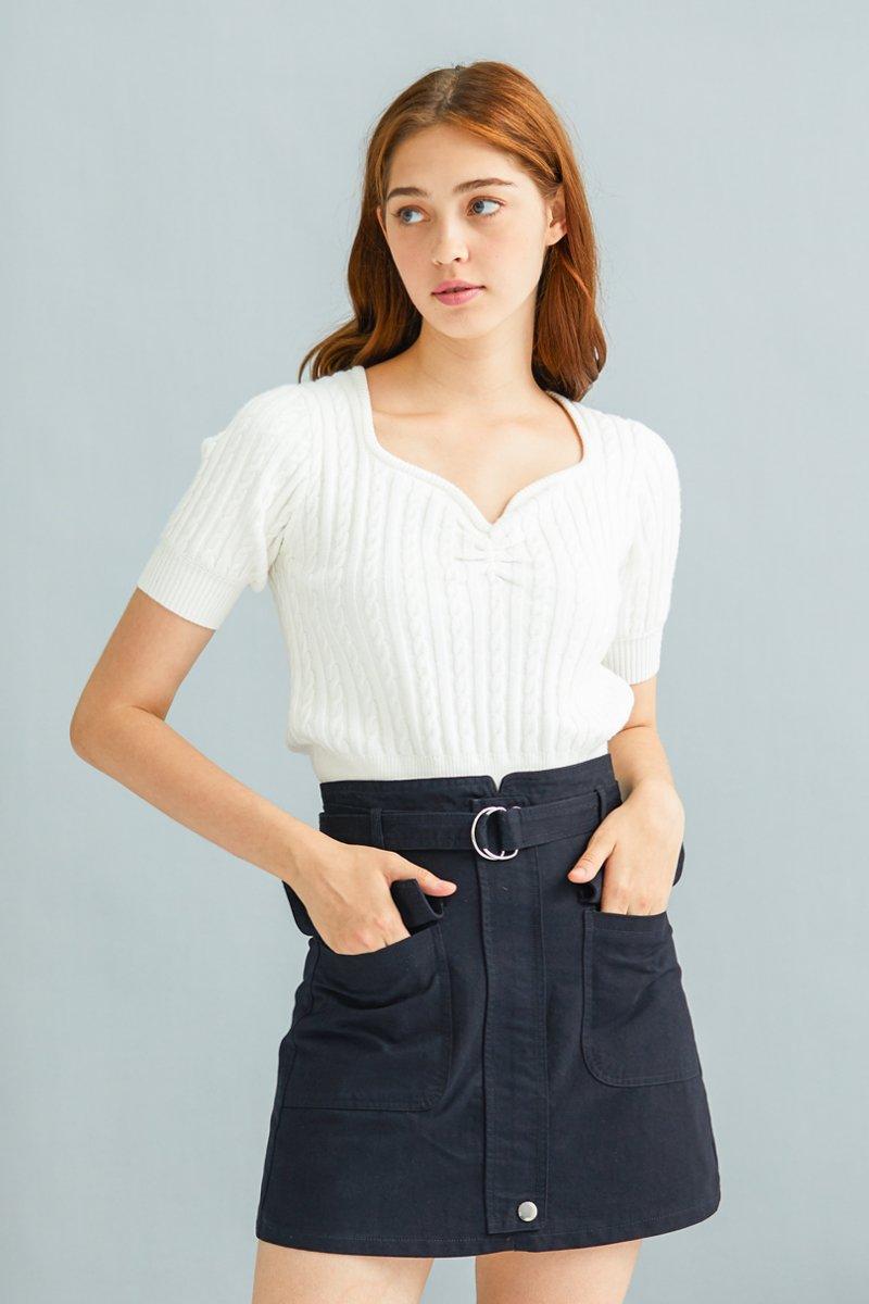 Velicia Skirt Black