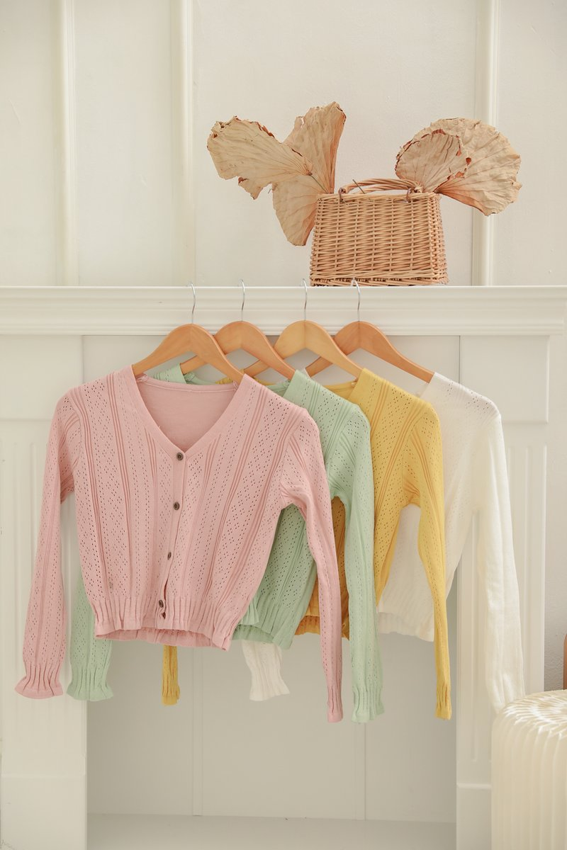Milena Knit Top [Bundle of 5]