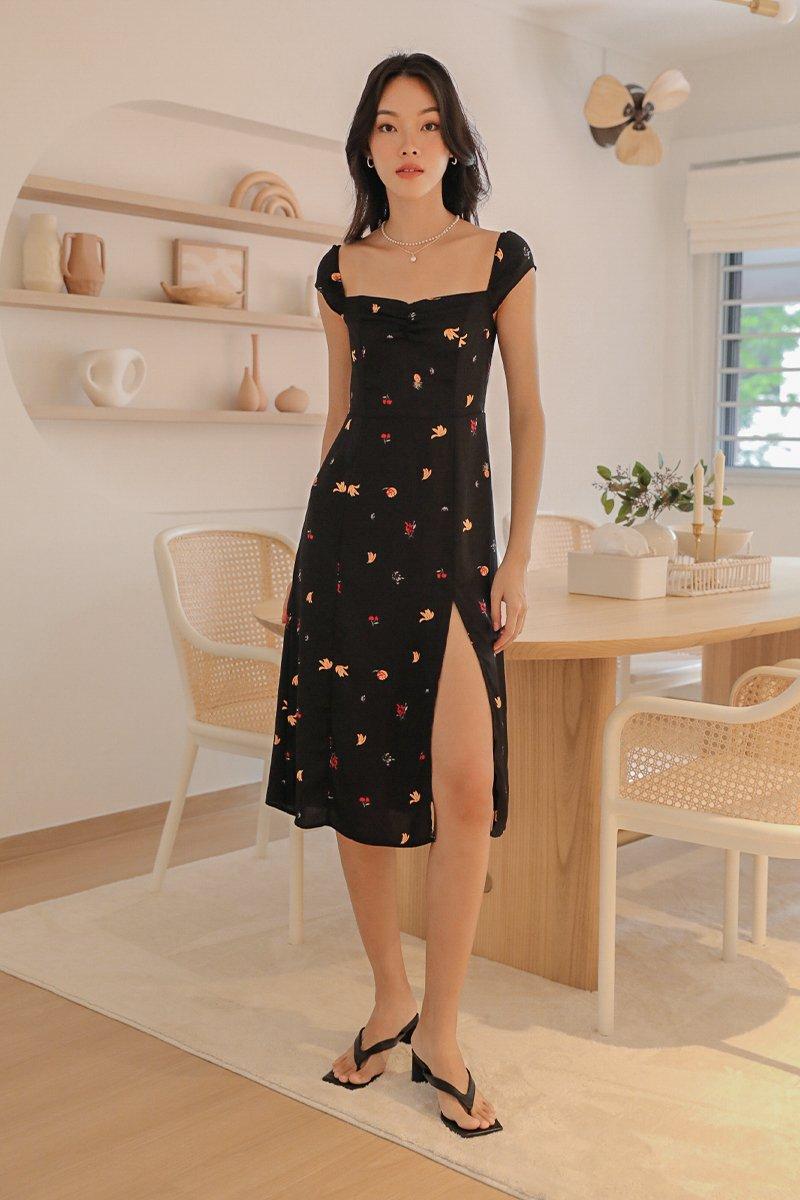 Terra Printed Dress
