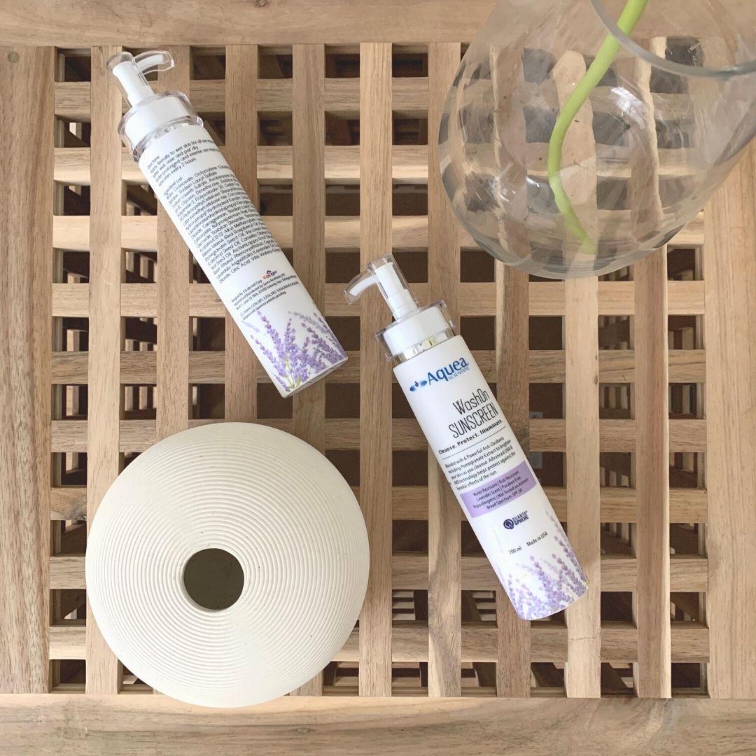 Aquea WashOn Sunscreen (200ml)